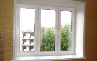 Как отделать откосы окна в комнате