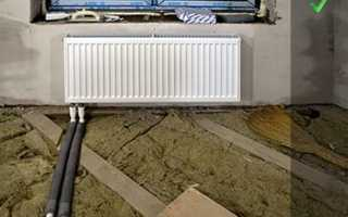 Поиск и устранение утечки в системе отопления