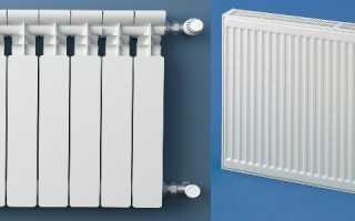 Последовательное соединение радиаторов отопления и их расстояние от подоконников