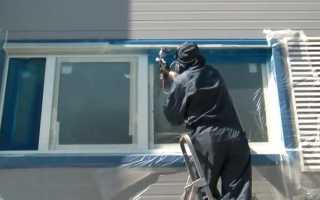 Покраска пластиковых окон и подоконников ➤ Ролакс™