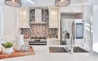 Как самостоятельно прикрепить к стене кухонную панель — Самострой