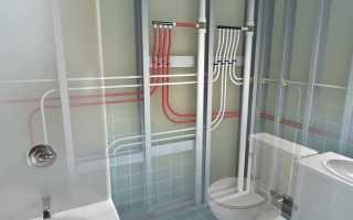 Как закрепить коллектор водоснабжения на стене?