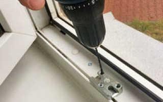 Как устранить термоожог на пластиковом окне