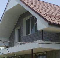 Нужно ли утеплять карнизный свес крыши?