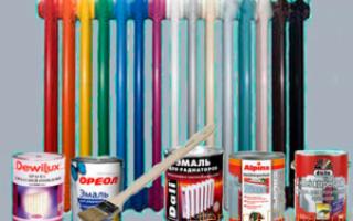 Чем покрасить медные трубы отопления?