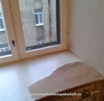 Как отделать откосы на окнах сэндвич панелями