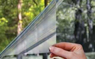 Как удалить остатки старой защитной пленки с пластиковых окон?