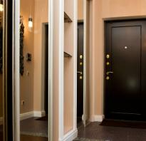 Что нужно для установки металлической двери?