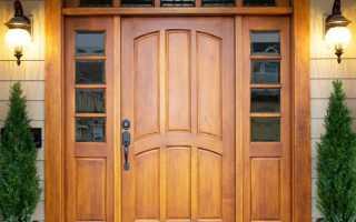 Инструкция, как утеплить дверь?
