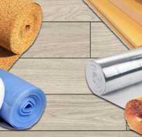 Как правильно выбрать подложку-утеплитель под ламинат