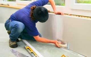 Капитальный ремонт стен с удалением пятен и дальнейшей покраской