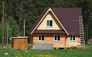 Как выбрать утеплитель для дома из бруса?