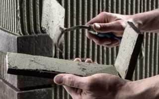 Монтаж клинкерной плитки для фасадов на утеплитель