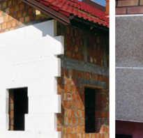 Какой утеплитель лучше для стен кирпичного дома?