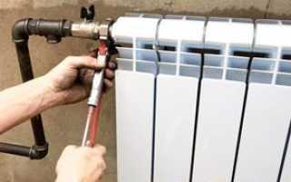 Возможен ли ремонт алюминиевого радиатора отопления?
