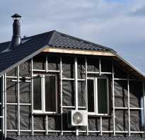Утепление кирпичного дома современными методами