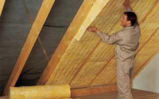 Какой утеплитель лучше для крыши разных конструкций