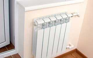Как правильно и по закону провести отопление на балконе?