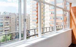 Как отрегулировать алюминиевые раздвижные окна на балконе?