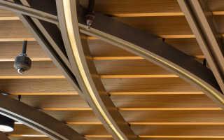 Деревянные рейки: виды и способы применения. Реечный каркас