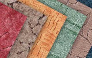Как правильно настелить ковролин своими руками — подробная инструкция