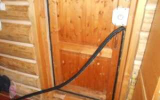 Методы утепления щели между межкомнатной дверью и коробкой