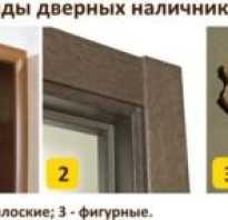 Как снять телескопические наличники с двери?