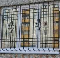 Из чего делают решетки на окна?