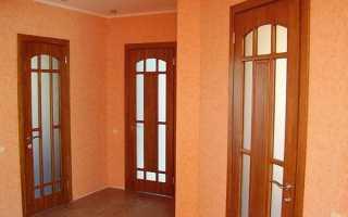 Как сделать откосы для межкомнатных дверей своими руками