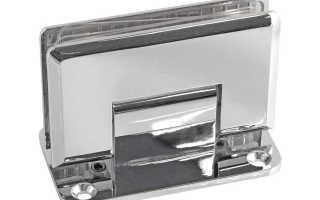 Фурнитура для крепления стекла