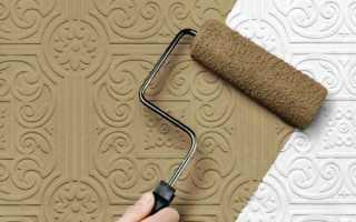 Чем покрасить пенопласт — выбор материала и техника нанесения