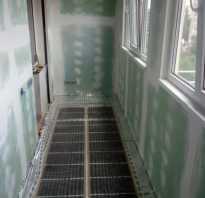Можно ли утеплить стеклянный балкон?