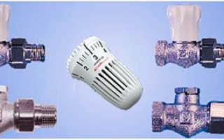 Как работает термоголовка на радиаторе отопления?