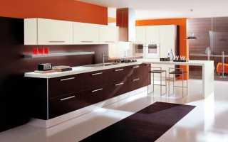 Барная стойка на кухне – какие аксессуары необходимы?