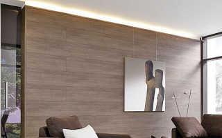 Как закрепить ламинат на стене своими руками