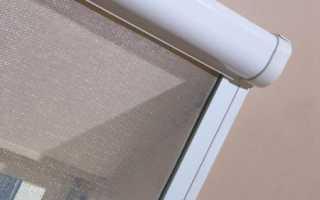 Как установить москитные сетки на мансардные окна?