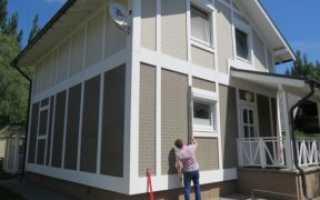 Характеристика фасада из ЦСП и способ его установки