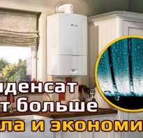Что значит конвекционный котел отопления?