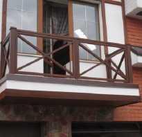 Чем закрыть перила на балконе?