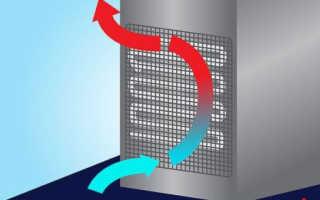 Можно ли ставить холодильник возле батареи отопления?