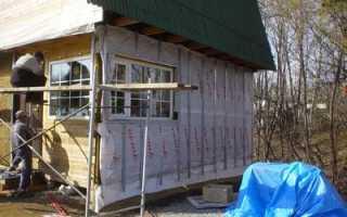 Натуральные утеплители для деревянного дома — ООО «Мастер-лесоруб»