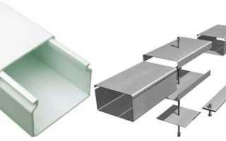 Инструкция по монтажу и креплению кабель-канала к стене