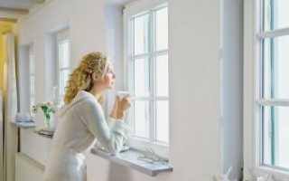 Как утеплить отлив пластикового окна?