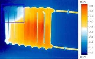 Развоздушивание труб и сброс воздуха из систем отопления
