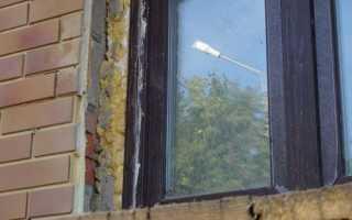 Металлические откосы на окнах наружные: пошаговая инструкция