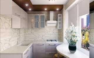 Как отделить кухню от коридора без двери?