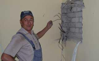 Как узнать где идет проводка в стене?