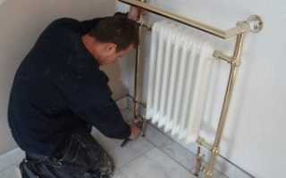 Какие фитинги нужны для подключения радиатора отопления?
