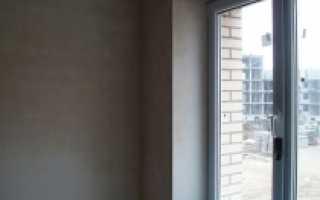 Как правильно сделать откосы на окнах штукатуркой