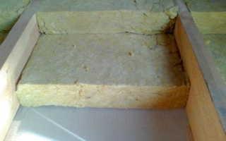 Как утеплить потолок и чердачное перекрытие